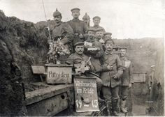 WWI Christmas Truce: 100 Years Later   Deep Roots at Home