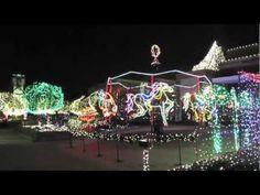 Lights of the Ozarks- Fayetteville, Arkansas