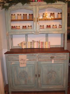 French cabinet in Provence