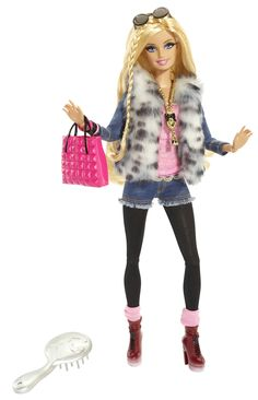 barbie luxe | Barbie Fashion, Luxe Doll, Turkisliivi