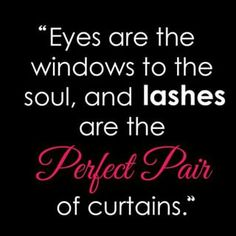 #EyeMakeup #MakeupQuote Do you like these curtains?