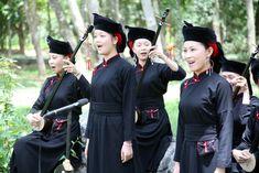 Zhuang people of Longzhou Guangxi - 壯族 - 維基百科,自由的百科全書