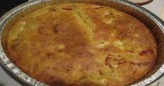 Δεν υπάρχει παιδάκι που να μη τρώει αυτήν την τυρόπιτα! Savory Bread Puddings, Savory Muffins, Cookbook Recipes, Pie Recipes, Cooking Recipes, Smoked Cheese, Cheese Pies, Greek Cooking, Shake Recipes