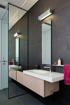 Cuarto de baño para dos niñas - Minosa Design - Tecno Haus