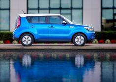 KIA Soul EV : la voiture électrique garantie 7 ans !