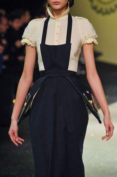 Ulyana Sergeenko Spring 2013 - Couture