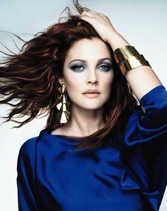 Drew Barrymore - Makeup