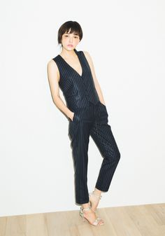 Rinka Style - Pinstripes