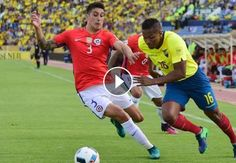 Ecuador vs Chile Highlights | World Cup 2018 Qualification | October 6, 2016 You are watching football video highlights of World Cup 2018 qualificatio...