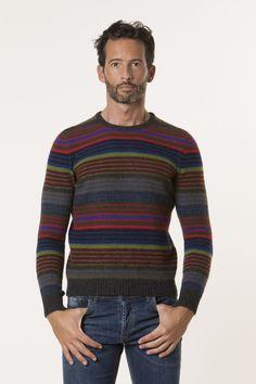Pullover per uomo DRUMOHR A/I 17-18 - Rione Fontana