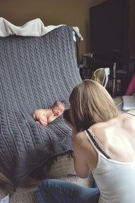Some newborn baby photo tips!