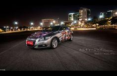 Mirai Suenaga: Honda CR-Z by ~josephlowphotography on deviantART