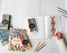 These Three Bundles Were Hand Picked By Oprah Herself The Brain Science Coloring Book With Bright Ideas Colored Pencils