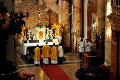 Una Voce Austria  In Festo S. Luciae — with The Church of Jesus Christ of Latter-day Saints  at Karlskirche.  Missa solemnis in festo s. Luciae die 13 decembris 2016 apud aedem s. Caroli Borromaei celebrata.