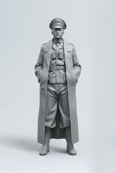 ArtStation - Commander, Dominik Wasieńko
