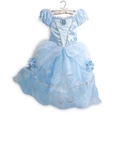 Disney store Cinderella dress