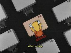 Uploaded by - L. Find images and videos about the simpsons and simpson on We Heart It - the app to get lost in what you love. Simpsons Quotes, Cartoon Quotes, Cartoon Pics, Simpsons Videos, Mood Wallpaper, Aesthetic Iphone Wallpaper, Aesthetic Wallpapers, Simpson Wallpaper Iphone, Cartoon Wallpaper