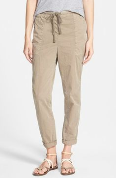 James+Perse+Drawstring+Boyfriend+Pants+available+at+#Nordstrom
