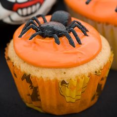 Your Halloween Sugar Binge is Cupcakes  You love sweet things, but you're not big on overindulging. You'll just have a little taste. A small cupcake is perfect for you. You can sneak one in anytime and avoid sugar overload.  Plus, cupcakes are fun and whimsical - just like you. They add a little cheer to any situation. You're the type who is always doing something to make others happy... Like whipping up a delicious batch of cupcakes!