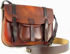 leather bags handmade - Buscar con Google
