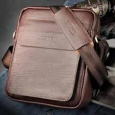 Resultado de imagen para leather bags for men with price
