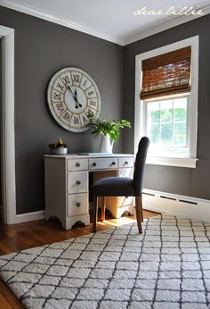 great colors and shelving for a guy s room benjamin moore on office wall colors id=65657