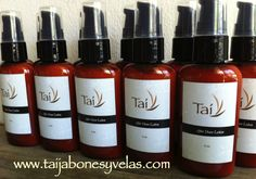 After Shave Lotion by Taí Jabones y Velas... With healing herbs extract to calm the inflammation while hydrates and moisturizes... www.taijabonesyvelas.com