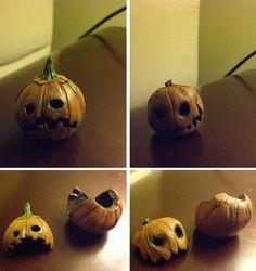 scarecrow heads by FlyingSaucerTeacup on DeviantArt