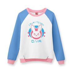 [Overwatch] D.VA DVA Warm Bunny Sweater SD01457