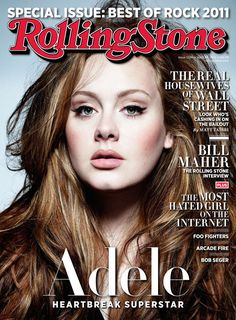 """""""I don't make music for eyes. I make music for ears."""" Adele and her music are gorgeous! #adele"""