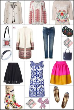 A folklorique Guide to Spring Fashion