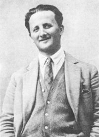 Nello Rosselli (Rome, 29 November 1900 - Bagnoles-de-l'Orne, 9 June 1937) was an Italian Socialist leader and historian. Rosselli was born in Rome to a prominent Jewish family, and was the brother of Carlo Rosselli. Nello was a member of the reformist Partito Socialista Unitario of Filippo Turati, Giacomo Matteotti and Claudio Treves, which had split from the PSI. After the rise of Fascism, he fled to France with his brother, and from there was active in anti-Fascist and socialist politics…