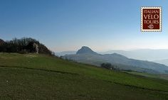 cycling around Pietra Parcellara through Val Trebbia and Val Tidone (Piacenza, in the north of Italy)