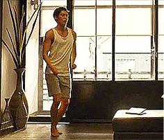 Kim Woo Bin Oppa  dancing in Twenty
