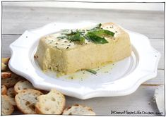 A vegan, dairy-free cheese that takes just 35 minutes to make. Soft, creamy, tangy, appetizer that's between feta and chèvre. Vegan Vegetarian, Vegetarian Recipes, Healthy Recipes, Vegan Mayonaise, Vegan Cheese Recipes, Vegan Substitutes, Dairy Free Cheese, Going Vegan, Almond