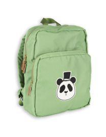 Mini Rodini Rugzak Panda Groen