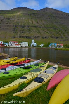 Seydisfjordur - Islanda