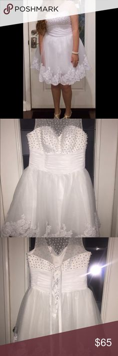 Homecoming dress Size 12. Worn once Dresses