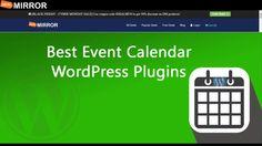Get the 10+ Best Event Calendar WordPress Plugins For Website. Choose the best WordPress calendar plugin for your needs.