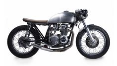 CB500 Cafe Racer    nicely done, wonder if i can do this  to a CB 175