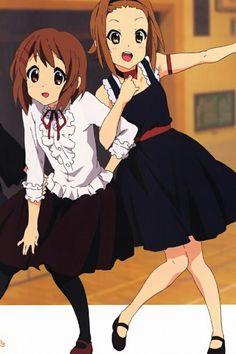 ritsu and yui