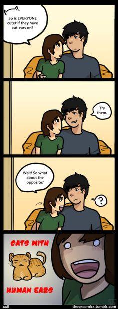 Oh. THOSE comics.