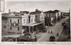 A Modena Città del  900 sviluppo industriale e trasformazione urbana