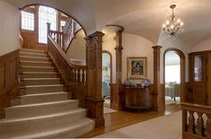 Victorian Mansion For Sale in Portland Maine