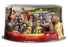Disney The Lion King Exclusive 9 Piece Deluxe Figurine Playset Disney Animators Collection, Lion King Play, Lion King Toys, Super Mario Toys, Baby Simba, Young Simba, Lion King Birthday, Timon And Pumbaa, Barbie Birthday