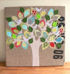 Jenny: Auction Art Project by Stumbles & Stitches, via Flickr