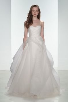 Nouvelle Amsale (coming soon) - Bridal Designers - Bridal Gowns   Wedding Dresses   Orlando, Florida Calvet Couture Bridal