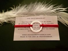 Hey, I found this really awesome Etsy listing at https://www.etsy.com/listing/201338386/3-halo-bracelets-fallen-angels