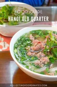 Kollecting Koordinates - Hanoi Food Guide