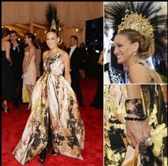 Yea or neigh? (misspelling intentional) Style Icon: Sarah Jessica Parker